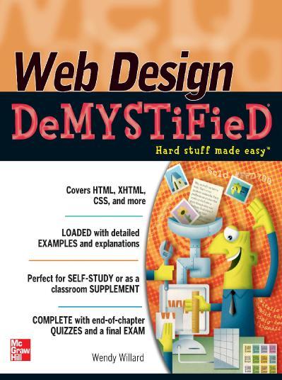 Wendy Willard - Web Design DeMYSTiFieD-McGraw-Hill Osborne Media (2010)