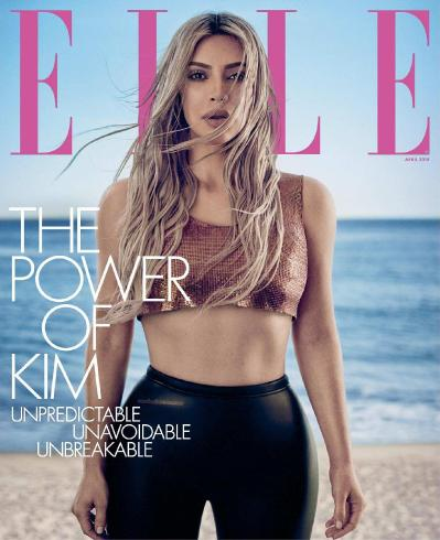 Elle USA - April (2018)