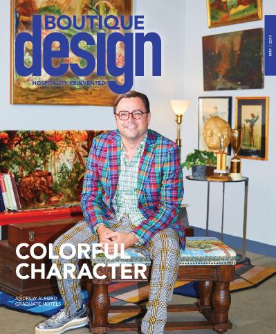 Boutique Design - May (2019)