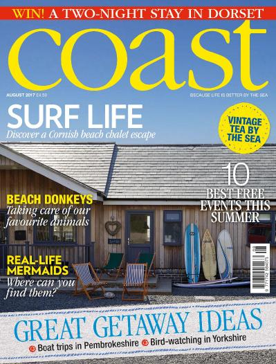 Coast  Issue 130  Augu (2017)