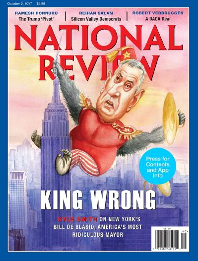 National Review  October 2 (2017)