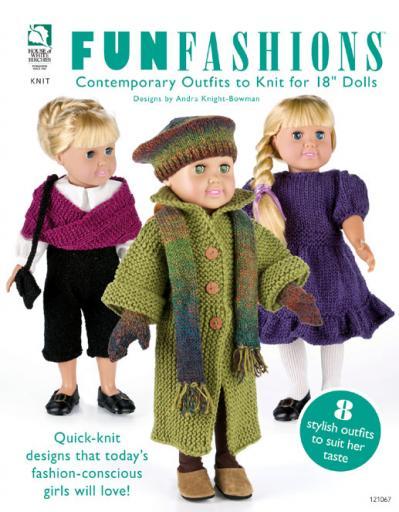 Fun Fashions - Andra Knight-Bowman