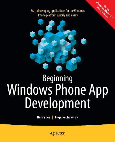 Beginning Windows Phone App Development-Apress (2012)