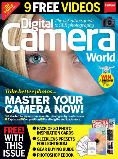 Digital Camera World - January 2016 UK