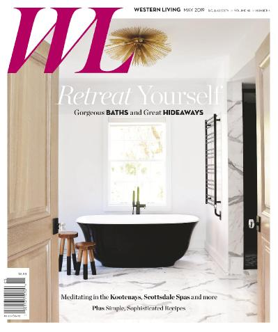 Western Living  May (2019)