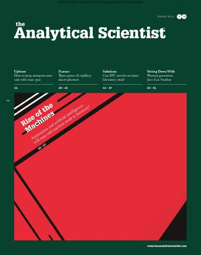The Analytical Scientist - 03 (2019)