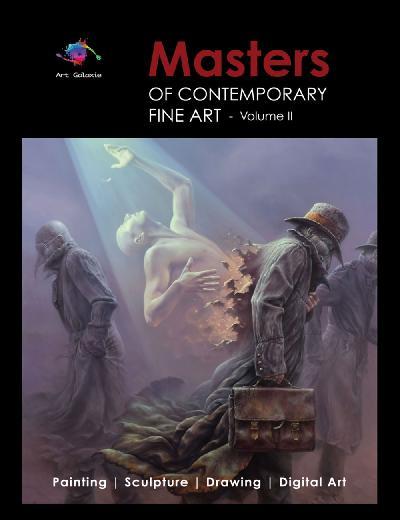 Maers of Contemporary fine art Art Galaxie Pedro Boaventura