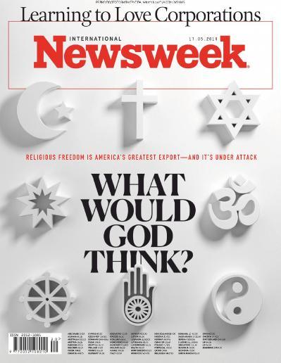 Newsweek International - 17 05 (2019)