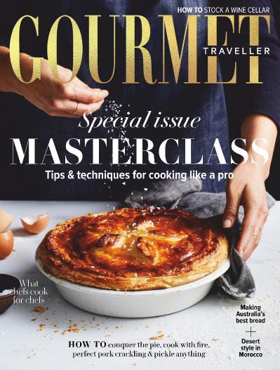 Auralian Gourmet Traveller - June (2019)