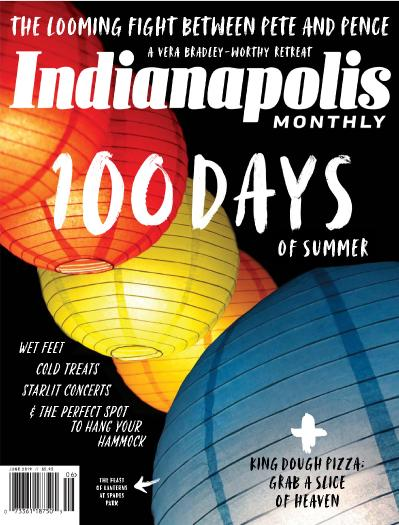 Indianapolis Monthly - May (2019)