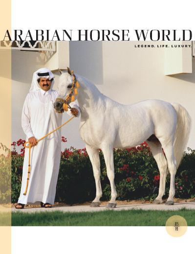 Arabian Horse World - May (2019)