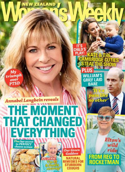 Womans Weekly New Zealand - June 03 (2019)