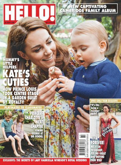 Hello Magazine UK - 10 June (2019)