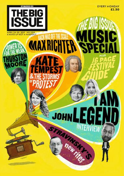 The Big Issue April 24 (2017)