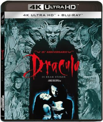 Дракула Брэма Стокера / Bram Stoker's Dracula  (1992) BDRemux 2160p | HDR | Remastered