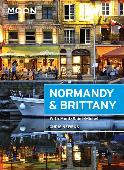 st Moon Normandy & Brittany - Chris Newens