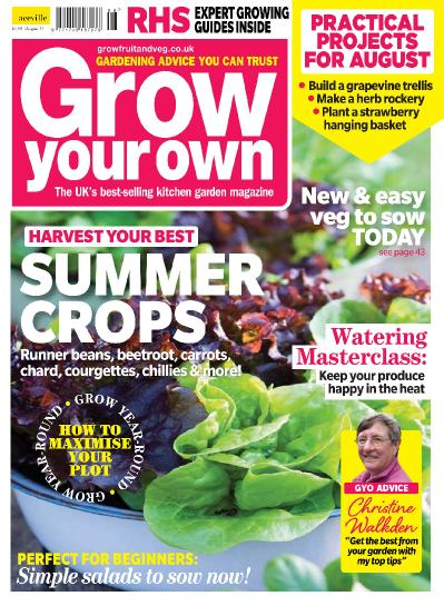 Grow Your Own Augu (2017)
