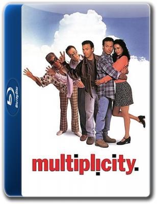 Множество / Multiplicity (1996) BDRip 1080p