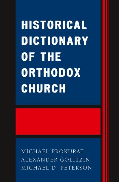 st Historical-dictionary-of-the-Orthodox-Church