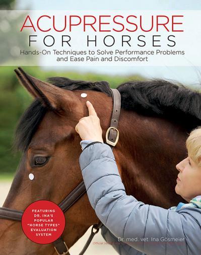 st Acupressure for Horses - Ina Gosmeier
