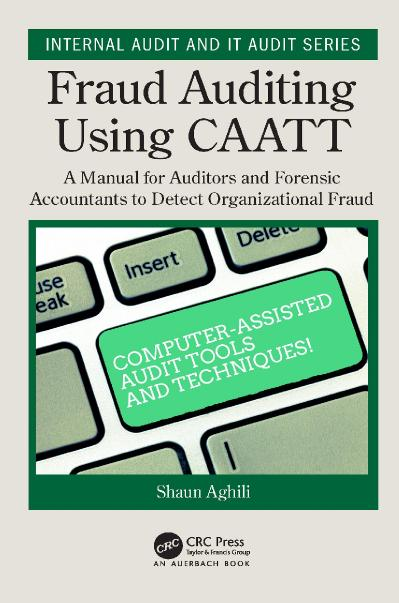 Fraud Auditing Using CAATT
