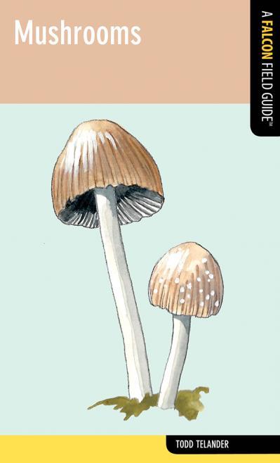 st Mushrooms A Falcon Field Guide