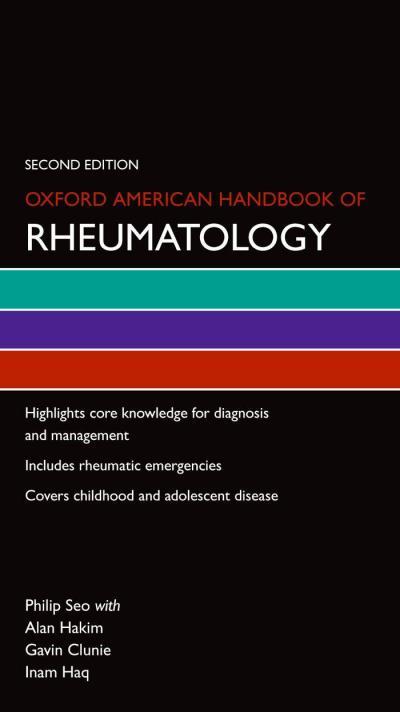 Oxford American Handbook of Rh Philip Seo et al