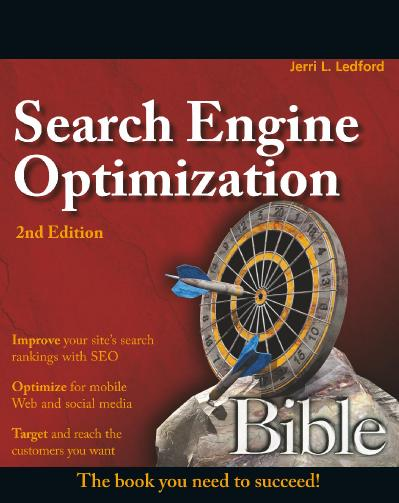 SEO- Search Engine Optimization Bi Jerri Ledford