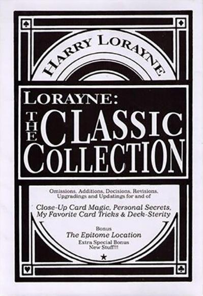 The Classic Collection Harry Lorayne