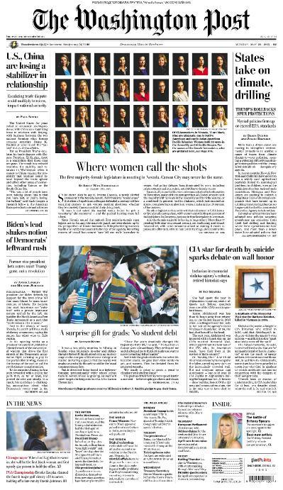 The Washington Post - 20 05 (2019)