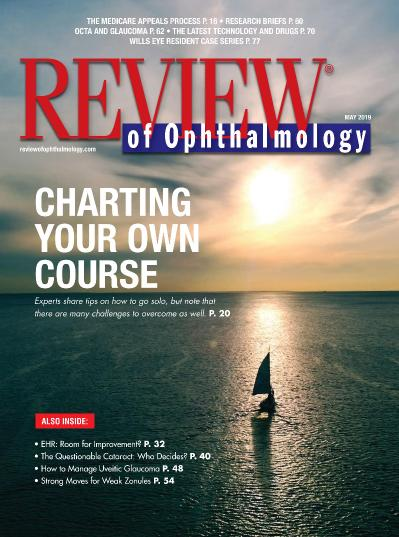 Review of Ophthalmology - May (2019)