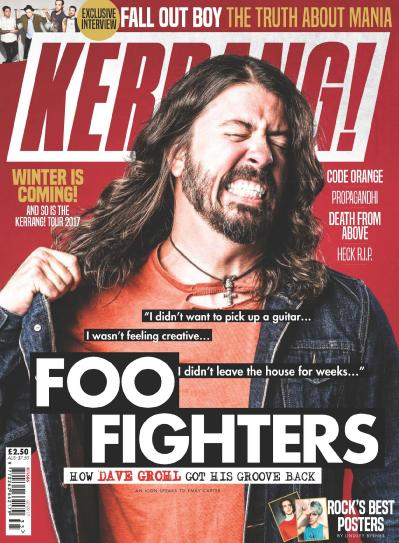 Kerrang 33  Issue 1686  September 2 (2017)