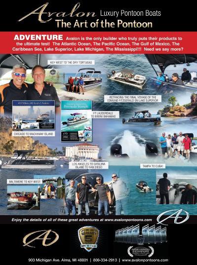 Pontoon & Deck Boat Magazine - June (2019)