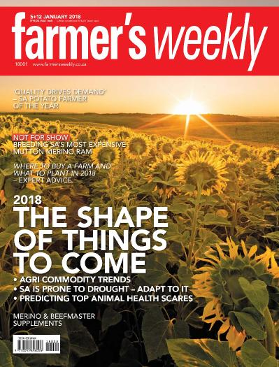 Farmer s Weekly  05 January (2018)