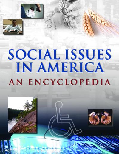 Social Issues in America An Encyclopedia, 8 Volume Set