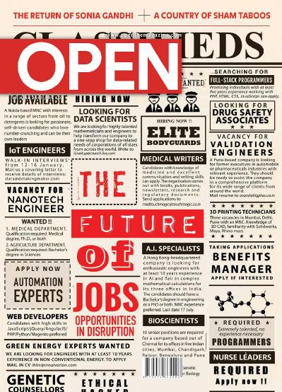Open Magazine June 19 (2017)