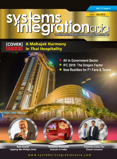 Systems Integration Asia - June-July (2018)