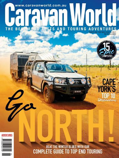 Caravan World  Issue 565 (2017)