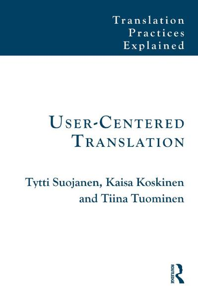 User-Centered Translation
