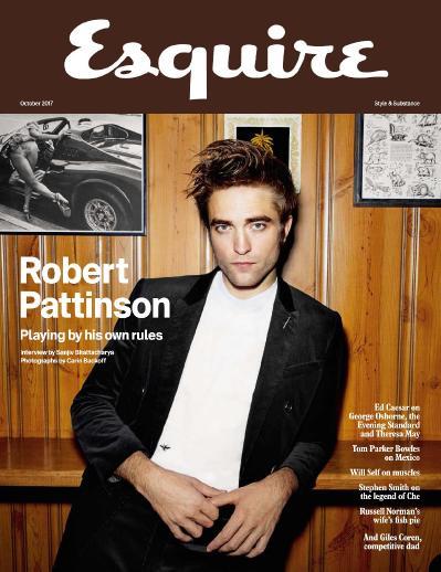 Esquire UK  October (2017)