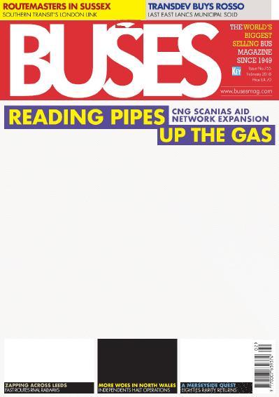 Buses Magazine  February (2018)