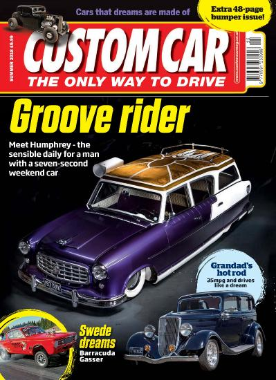 Custom Car  July (2018)