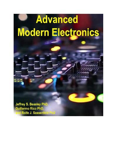 Advanced Modern Electronics