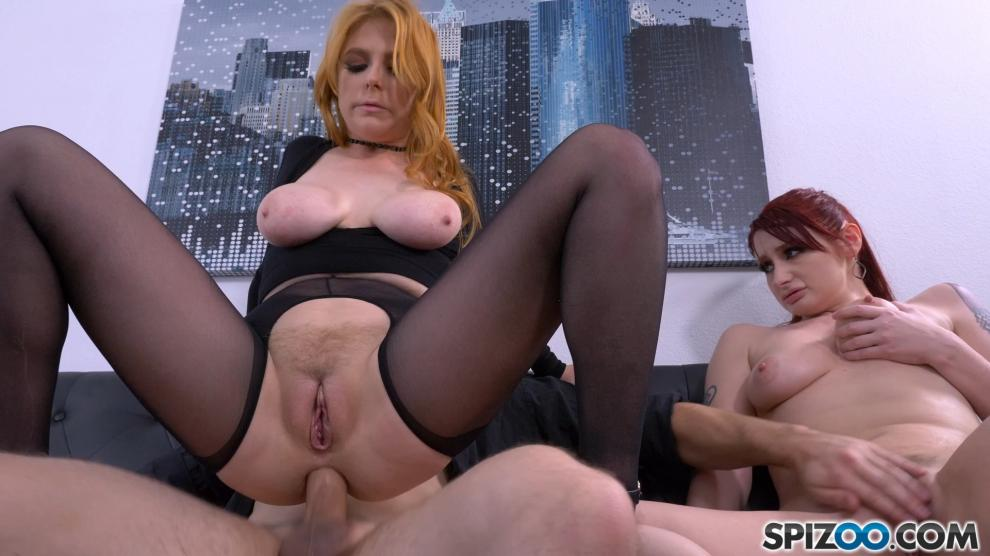 Penny, Violet - The New Boss Is Hot As Fuck (05.06.2019) [1080p]