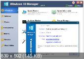 Windows 10 Manager Portable 3.0.9 FoxxApp