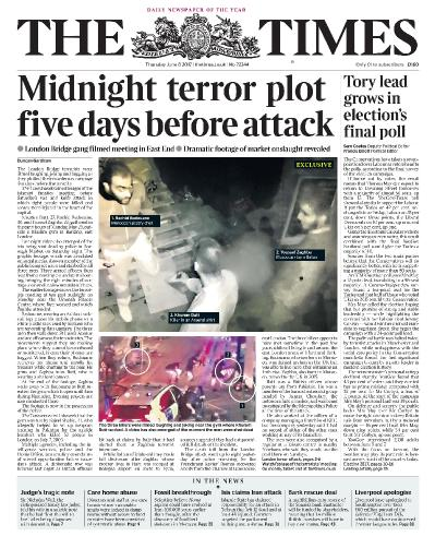 The Times  8 June (2017)