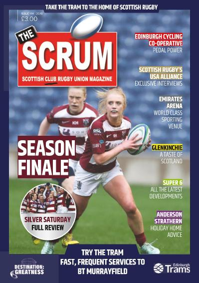 SCRUM Magazine  June (2019)