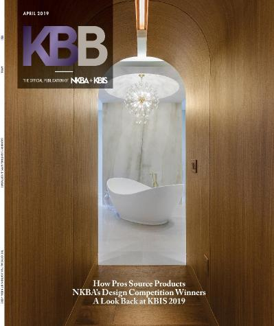 Kitchen Bath Business April (2019)