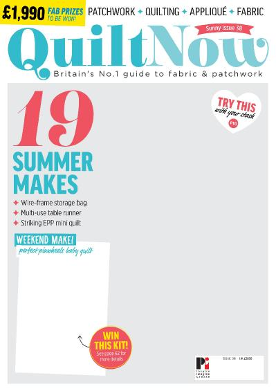 Quilt Now Issue 38 (2017)