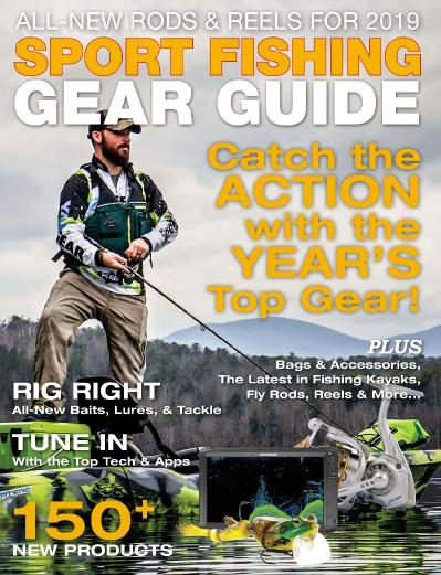 Sport Fishing Guide  November (2018)